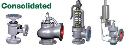 Consolidated Valves