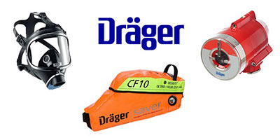 Dräger Gas Detection & Personal Protection