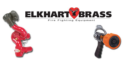 Elkhart Brass Fire Fighting equipment
