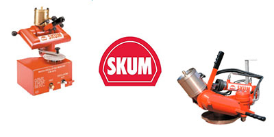 Skum Fire Fighting equipment