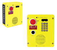 GAI-Tronics RED ALERT 393-001CAM / 394AL-001CAM Camera Emergency Telephone