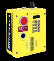 GAI-Tronics RED ALERT 393-800A/393AL-800A/394AL-802A WIFI VOIP Hands-free Telephone