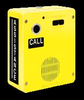 GAI-Tronics RED ALERT 393AL-00xAD Auto-dial Hands-free Telephone