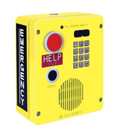 GAI-Tronics RED ALERT 394AL-00x Emergency Hands-free Telephone