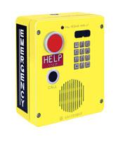 GAI-Tronics RED ALERT 394AL-00x Emergency Hands-free Telephone