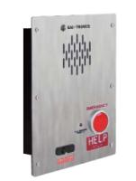 GAI-Tronics RED ALERT 397-00xRT / 398-00xRT Emergency Handsfree Telephone