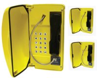 GAI-Tronics Titan Metal Bodied Weather Resistant Telephone