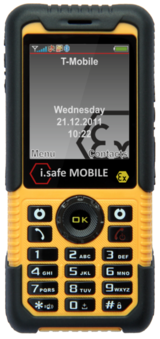 Teleindustria Challenger 1.0 Waterproof Mobile Phone