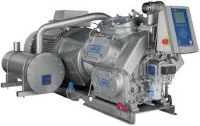 Sabroe SMC Large Single Stage Reciprocating Compressor