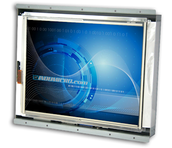 Indumicro IMO-A120 Open Frame Display