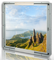 "Indumicro IMO-A190 19"" Open Frame Monitor"