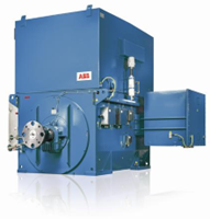 ABB High Voltage Modular Induction Motor