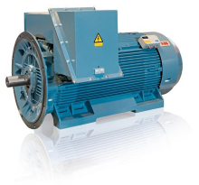 ABB NEMA High Voltage Induction Motor