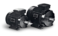 AEG Premium Efficiency IE3/EISA High Voltage Electric Motor