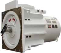 ATB High Voltage Electric Motors
