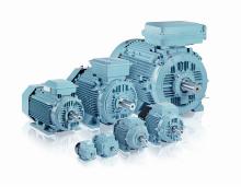 ABB Low Voltage Marine Motor