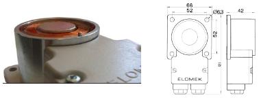 Elomek GPM Door Holder Magnet