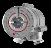 Scott Safety Flame Detectors