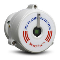 Spectrex 20/20MPI - Commercial IR3 Flame Detector