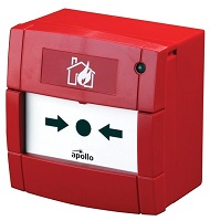 Apollo Conventional Marine Manual Call Point - red (55100-021MAR)