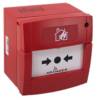 Apollo XPander Manual Call Point - red (XPA-MC-14006-APO)