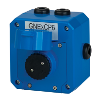 E2S GNExCP6B-PB Push Button Manual Call Point