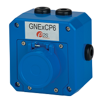 E2S GNExCP6B-PT Tool Reset Manual Call Point
