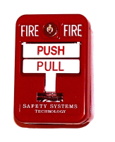 SST M450 Manual Fire Alarm Pull Station