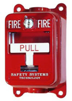 SST M400 Manual Fire Pull Station
