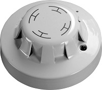 Apollo Series 65 Integrating Ionisation Smoke Detector with Flashing LED and Magnetic Test Switch (55000-218APO)
