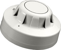 Apollo Series 65 Optical Smoke Detector with Flashing LED and Magnetic Test Switch (55000-315APO)