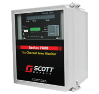 Scott Safety 7600 Series Controller