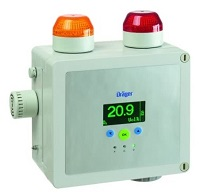 Dräger PointGard 2100 Series Self-Contained Gas Detection System