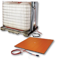 Briskheat TOTE Wrap-around IBC/Tote Tank Heater