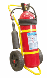 Viking 1036972 Wheeled fire extinguisher