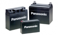 Panasonic Lead Acid LC-Series VRLA Battery