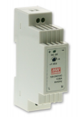 Meanwell Class II Type - Step Shape DIN Rail Power Supply