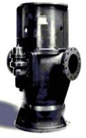 Allweiler Series 231.50 Vertical Two-Screw Pump