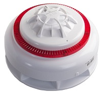 Apollo XPander Sounder Visual Indicator - red and A1R Heat Detector (XPA-CB-14021-APO)