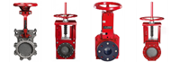 Bray Knife Gate Valves