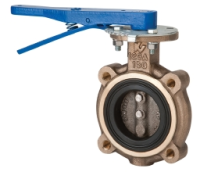Keystone 129 & 139 Butterfly Valves
