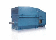 ABB Slip-Ring Modular High Voltage Electric Motor