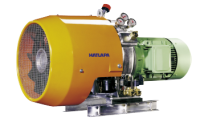 Hatlapa 2-staged Air Cooled Air Compressors